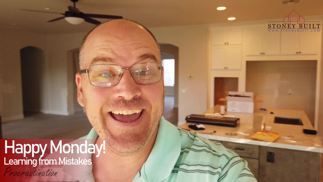 Gratitude Challenge | Happy Monday | Stoney Built | Mesa AZ