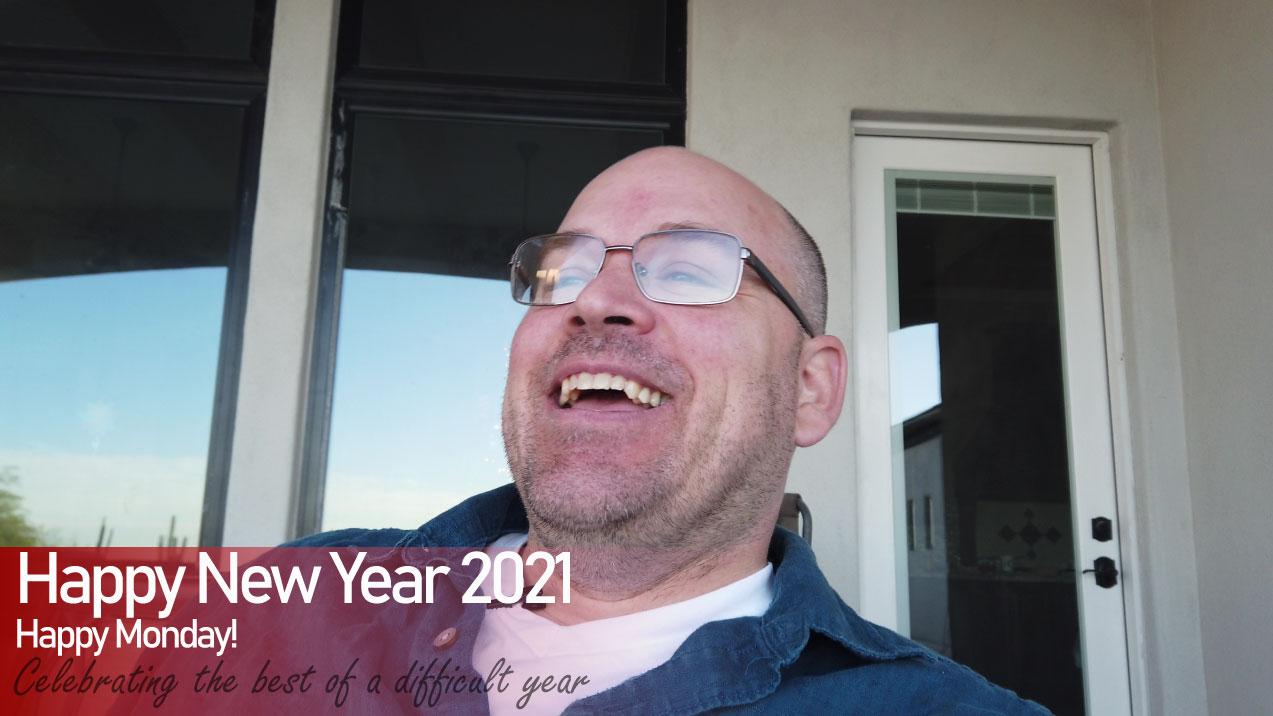 Happy New Year 2021 | Happy Monday | Stoney Built