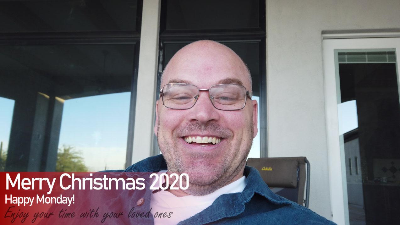 Merry Christmas 2020 | Happy Monday | Stoney Built